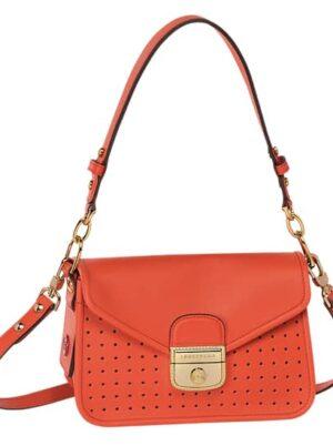 Mlle Longchamp Sac porté travers orange