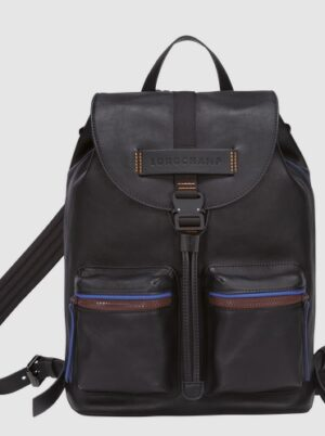 Longchamp 3D Sac à dos noir/