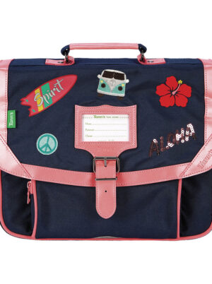 TANN'S Cartable Amy marine selection maroquinerie angers