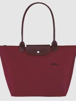 Le Pliage Green - Sac Shopping L Rouge